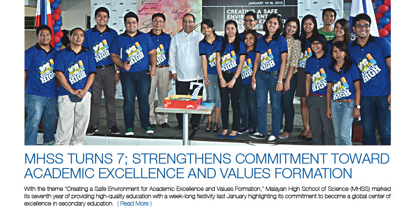 MHSS turns 7; strengthens commitment toward academic excellence and values formation